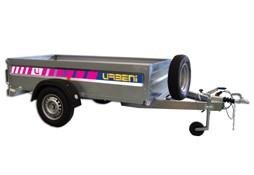 Remolque de carga UR-2300 Standard