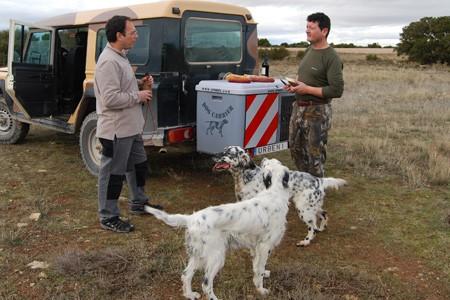 Dog Carrier tapa usada como mesa 03