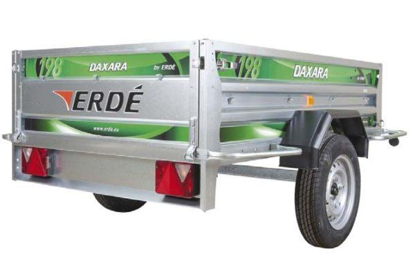 Remolque para carga ERDE DAXARA 198