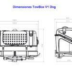 TowBox V1 Dog dimensiones