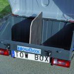 Separador central del kit Perros TowBox DOG V1