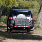 TowBox DOG V1 Negro en coche 01