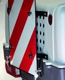 Towbox V1 Dog detalle placa V20