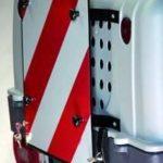 KIT fijación V20 towbox V1 con placa instalada