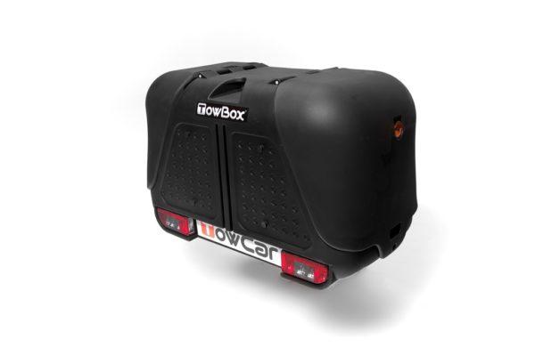 Portaequipajes TowBox V2 Black Edition
