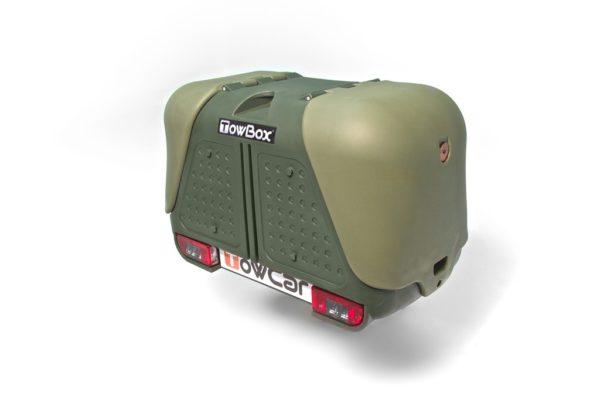 Portaequipajes Towbox V2 Verde