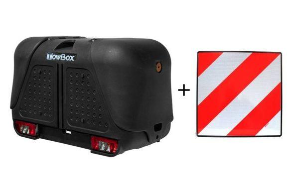 Portaequipajes TowBox V2 Black edition + placa V20.php