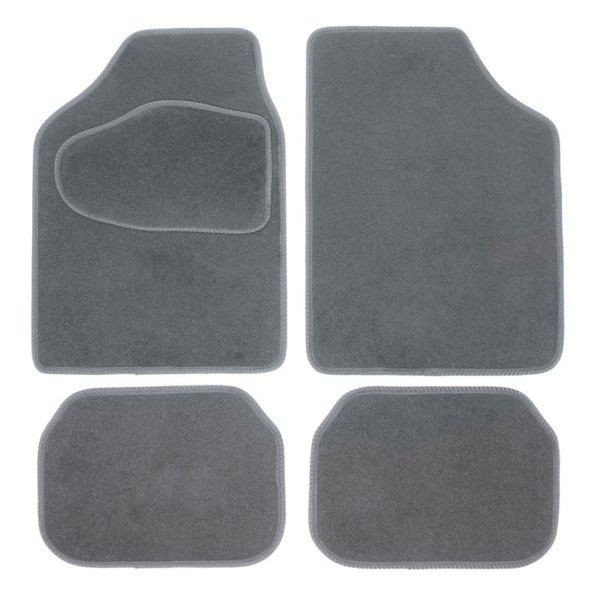 Alfombra Moqueta Privilege a medida color gris