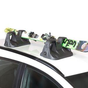 Portaesquís magnético OROEL en coche