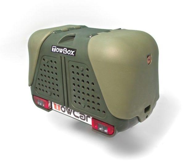 Portaperros-TowBox-V2-Dog-Verde
