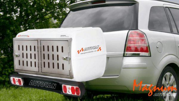 Portaperros-Autocan-Magnun-en-coche