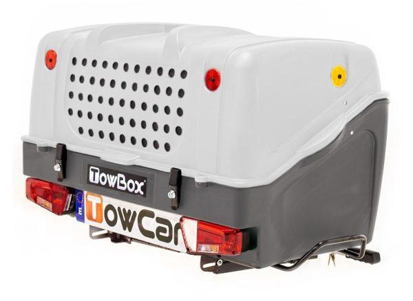 Nuevo TowBox V1 DOG Gris