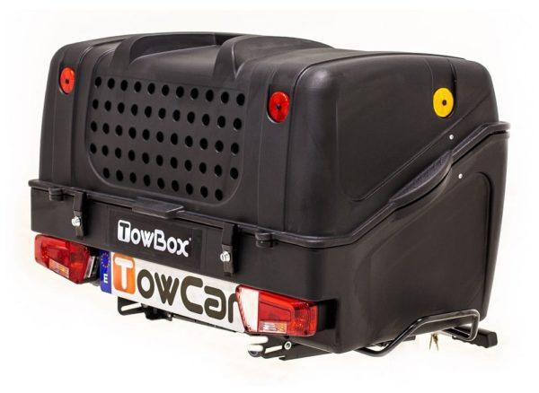 Nuevo TowBox V1 DOG Negro