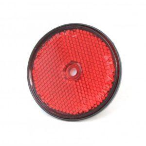 Catadióptrico rojo