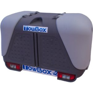 Portaequipajes Towbox V2 Gris