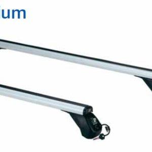 BARRAS LP49 de aluminio KIT de fijación INCLUIDO