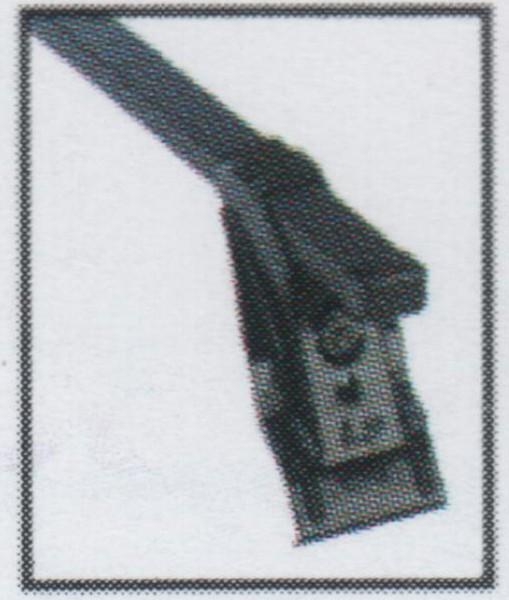 BARRAS LP47 en acero KIT de fijación INCLUIDO