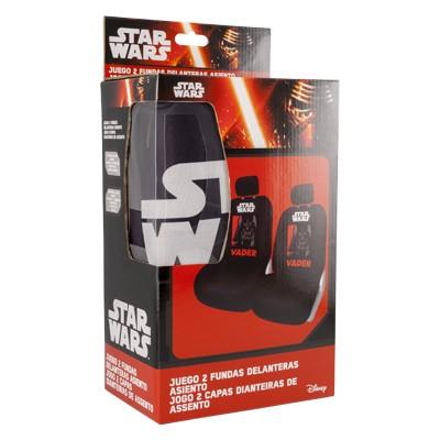 Star Wars Fundas asientos coche DARTH VADER caja