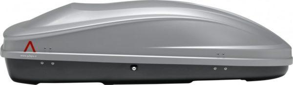 Cofre G3 Spark.eco 400 Gris vista lateral