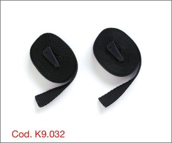 Cinchas interior cofre Spark 400 negro