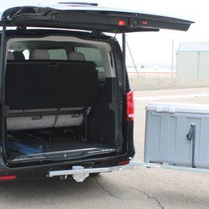 Box Carrier plataforma giratoria portaequipajes
