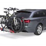 Uebler i21 en coche con bicis