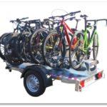 UR-BICYCLE remolque con 10 bicis