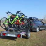 UR-BICYCLE remolque Urbeni 10 bicis