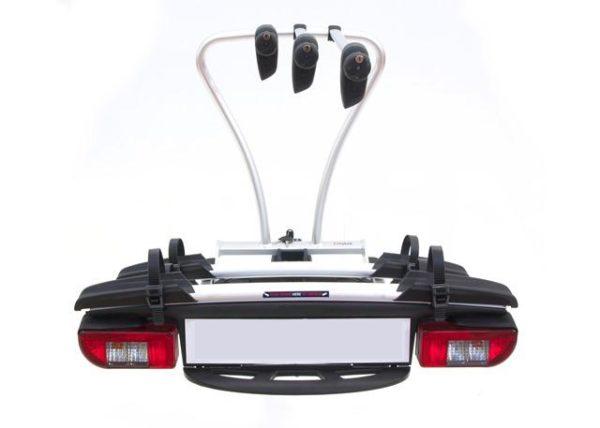 Portabicis JustClick detalle cincha sujeta-ruedas