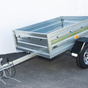 Remolque galvanizado carga 500 Kg. Eco 1500