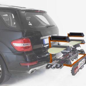 Extensión portaesquís TowCar Aneto Sport