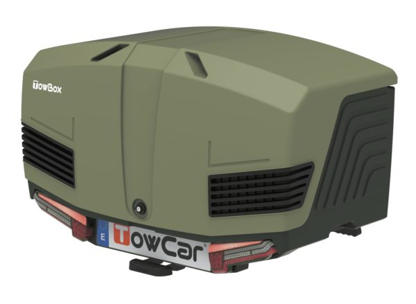 TowBox V3 Camper (Verde)
