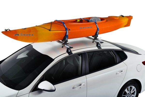 Portakayak Cruz Rafter con kayak
