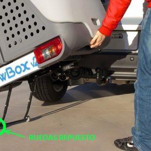 Ruedas TowBox V2